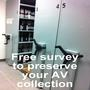 _ALTERAN / FREE AUDIOVISUAL ASSESS & PRESERVATION SURVEY