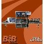 B&B SYSTEMS / 4 CAMERA HD-SDI FLYPACK M214
