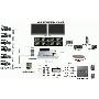 B&B SYSTEMS / 6 CAMERA HD-SDI FLYPACK M216