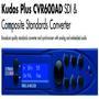 SNELL & WILCOX / KUDOS PLUS CVR-600AD