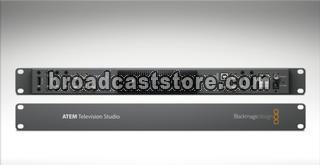BLACKMAGIC DESIGN / ATEM TELEVISION STUDIO PRODUCTION SWITCHER
