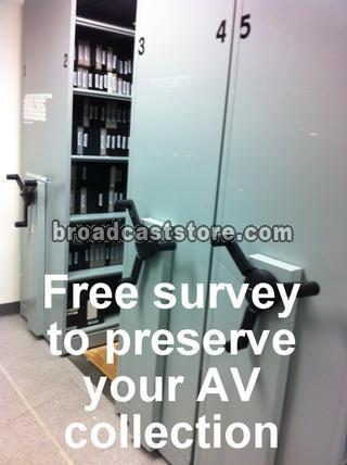 _ALTERAN / FREE AUDIOVISUAL ASSESS & PRESERVATION SURVEY