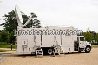 GERLING / 26FT UPLINK PRODUCTION SNG TRUCK