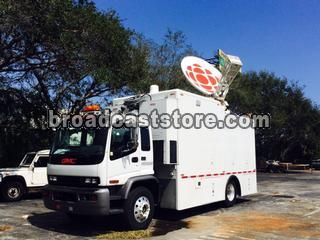 G & M / SATELLITE BOX TRUCK